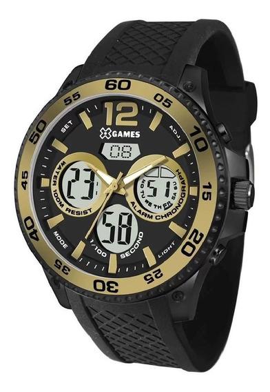 Relógio Xgames Xmnpa005-bxpx - Preto