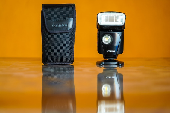Flash Speedlight Canon 320ex Ttl