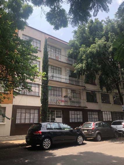 Xochicalco, Narvarte, Edificio De 16 Departamentos En Régimen De Condominio