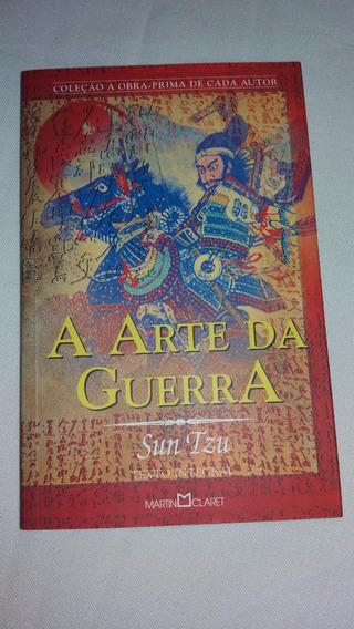 Livro A Arte Da Guerra - Sun Tzu - Martin Claret, Top.