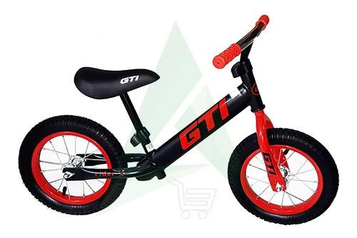 Imagen 1 de 1 de Bicicleta Strider Gti Sin Pedales Llantas Inflable Niño Niña
