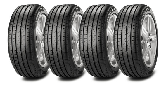 Kit X4 Pirelli 215/55 R16 P7 Cinturato Neumen Ahora18