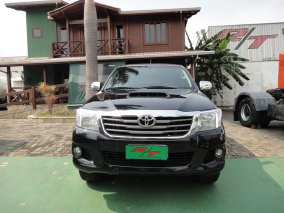 Toyota Hilux 3.0 Cd 4x4 Srv 2013, Caminhonet, Ranger,gm S10,
