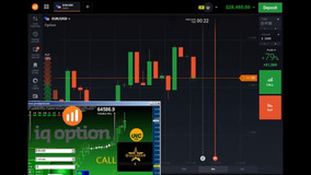 Robo Trader Iq Option E Olymp + Estrategia Promocao