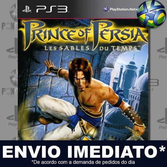 Prince Of Persia Sands Of Time Hd Ps3 Psn Jogo Em Promoção