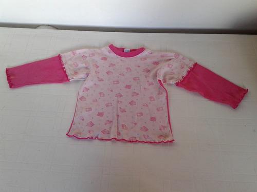 Pijama De Nena Talle 6