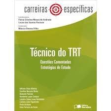 Técnico Do Trt: Questões Comentadas, Est Flávia C. Moura De