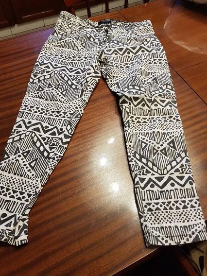 Pantalon Orix Estampado Ts/m
