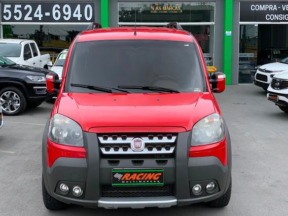 Fiat Doblò 1.8 Mpi Adventure 16v 2012 (6 Lugares)