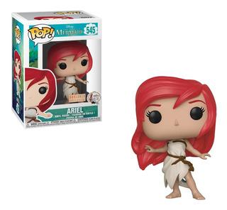 Funko Pop Disney The Little Mermaid Ariel Sail Dress