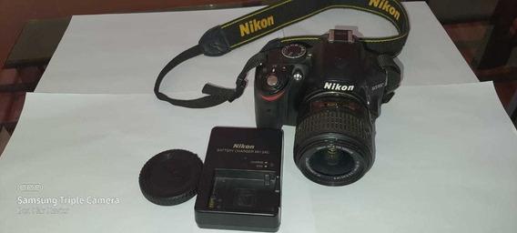 Câmera Nikon D3200 18-55mm Dx Vr