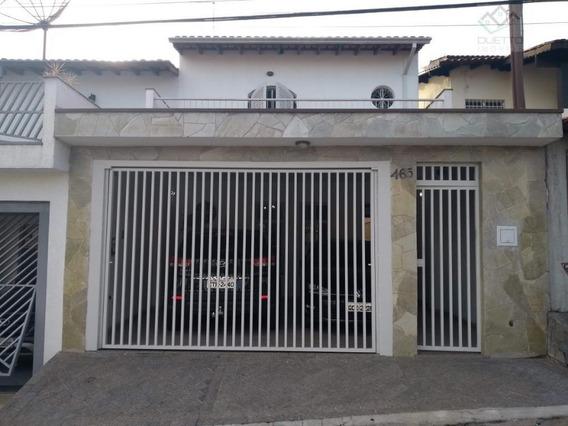 Sobrado À Venda, 180 M² Por R$ 620.000,00 - Vila Lavínia - Mogi Das Cruzes/sp - So0018
