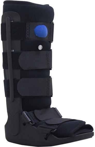 Ferula Bota Larga Walker Para Tobillo Válvula Aire Neumática