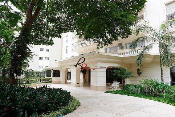 Apartamento A Venda, Edifício Lido Di Venezia, Jardim Paulista, São Paulo- Jardim Paulista - São Paulo - Ap0699
