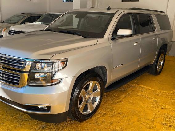 Chevrolet Suburban Blindada Nivel 3 Plu