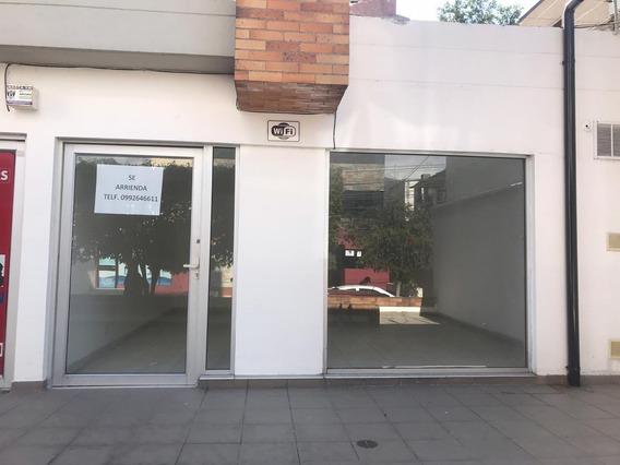 Arriendo Local Comercial Av. Colón & Placido Caamaño