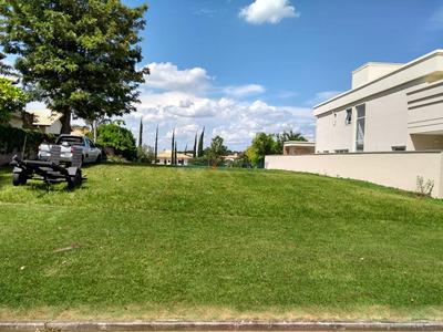 Terreno À Venda Em Loteamento Alphaville Campinas - Te264466