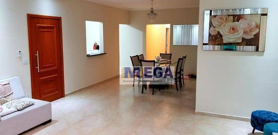 Casa Com 3 Dormitórios À Venda, 280 M² - Parque Das Colinas - Valinhos/sp - Ca1681