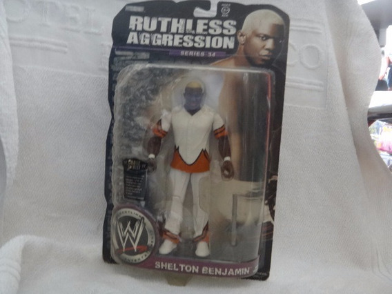 Shelton Benjamin - Ruthless Agression - Serie 34