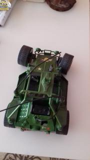 Vendo Retro Arenero Buggy Jeep Hasbro 1985 Gi Joe