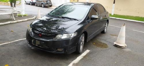 Imagem 1 de 12 de Honda Civic 2011 1.8 Lxl Couro Flex Aut. 4p