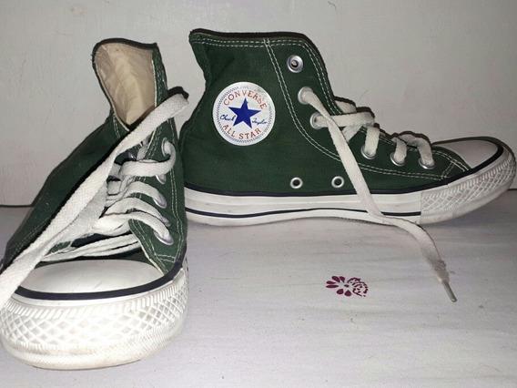 Zapatillas All Star Verdes