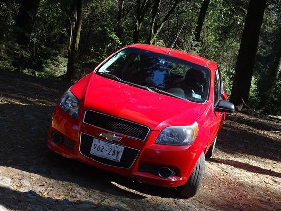 Chevrolet Aveo 1.6 Lt Standar Am Fm Usb