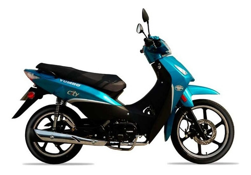 Yumbo City 125 Pollerita Financia En 36 Cuotas Delcar Motos