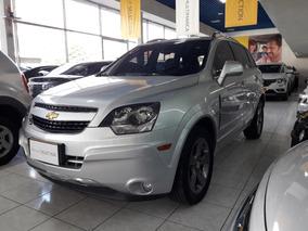 Chevrolet Captiva Sport 4x4 Aut 3.0 Plata Sable 2016