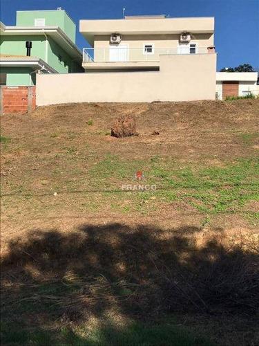 Terreno À Venda No Condomínio Vila De São Lourenço Em Valinhos - Sps - Te0557