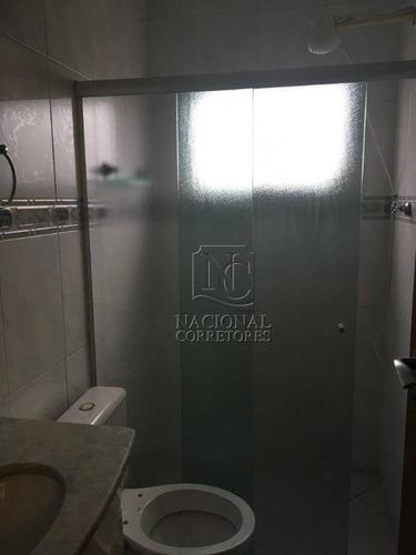 Cobertura Com 3 Dormitórios À Venda, 184 M² Por R$ 480.000 - Parque Oratório - Santo André/sp - Co0055