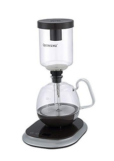 [factory Store] Queen Sense Siphon/syphon Coffee Maker Elect