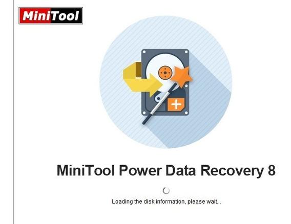 Minitool Power Data Recovery 8.5 Recupere Arquivo Excluído De Hd/pen Driver/ssd/hd Externo/sd /computador E Notebook