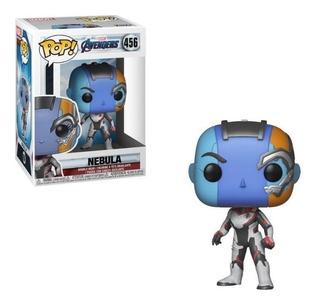 Funko Pop Nebula Avengers 456 Marvel Original - Minijuegos