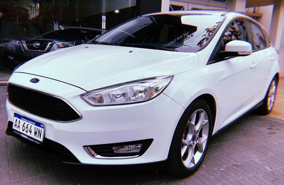 Ford Focus Iii Se Plus 2.0 5p 2016 Automático Full 50.000 Km
