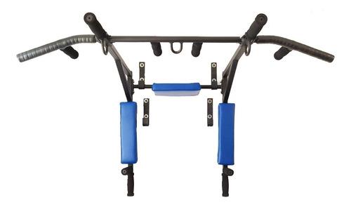 Gym Barra De Dominadas 10 En 1 Uso Rudo +colors Barra 115cm