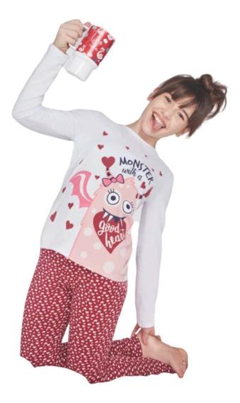 Pijama Nena Niña Invierno Varios Modelos