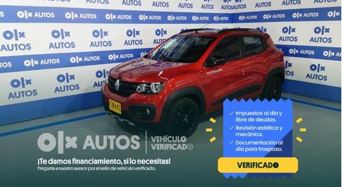 Renault-kwid-outsider 1.0l Mt Da Ved Dpy7 Bt