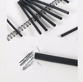 Carbones Para Dibujo 20pzs Entre 4y5mm
