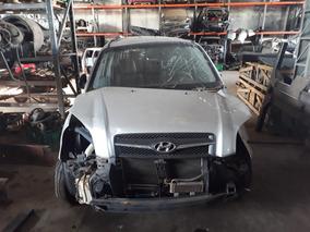 Sucata Hyundai Tucson 2.0 Gl 2010 Para Venda De Peças Usadas