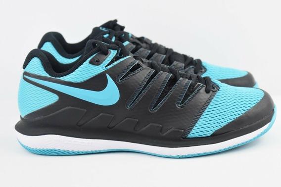 Zapatillas Nike Air Zoomvapor X Hc Gamma Blue Tenis Pro