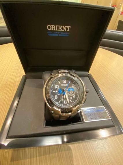 Relógio Orient Flytech Mbttc016 Edição Limitada