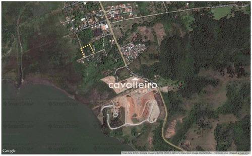 Excelente Terreno Plano Bananal - Te1335