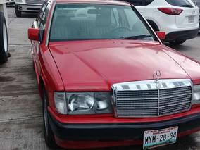 Mercedes Benz 190e Año 1992