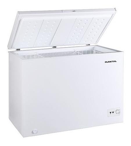 Freezer Horizontal Punktal Pk-hs400 295 Lts Doble Acc Albion