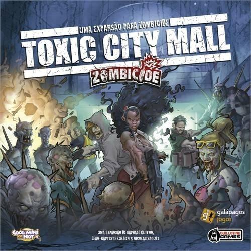 Zombicide Season 2 - Toxic City Mall - Expansão Em Pdf