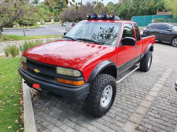 Chevrolet S-10 V6 Automática