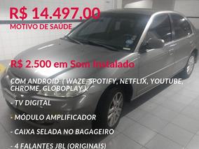 Honda Civic 2004 / 2004 - Lx 1.7 - (kit Multimidia Android)