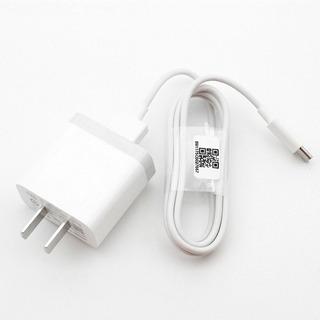 Cargador Original Xiaomi Carga Rapida 3 Amp + Cable C