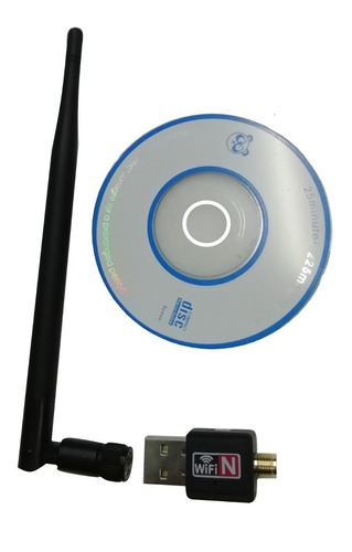 10pç Adaptador Antena Wifi Usb 1200mbps Wireless Pc/notebook